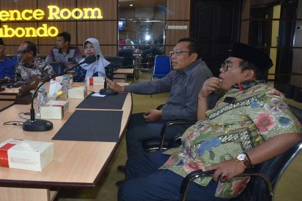 Sampai Situbondo, Pemkab Pekalongan Pelajari Intelligence Room