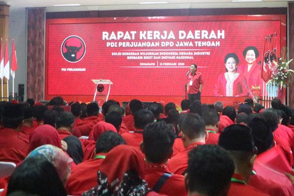 Pilkada 2020: PDIP Tak Pasang Target Sapu Bersih di Jateng