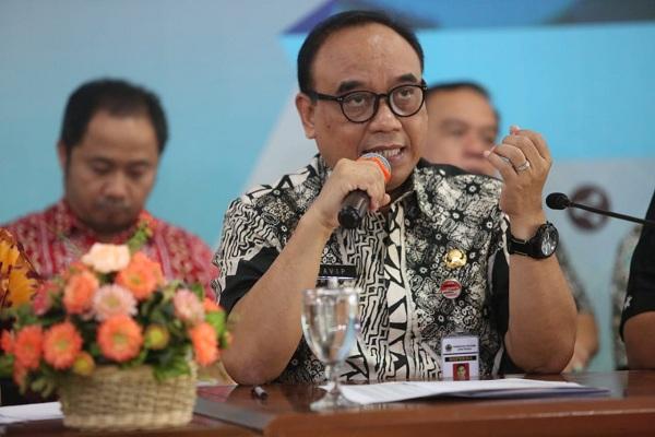 Innalilahi, Kepala Bapenda Jateng Tavip Supriyanto Meninggal Dunia
