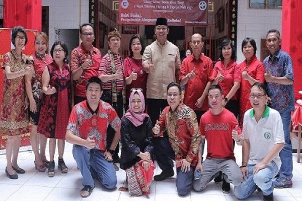 Wali Kota Semarang Rayakan Cap Go Meh Bareng Rasa Dharma