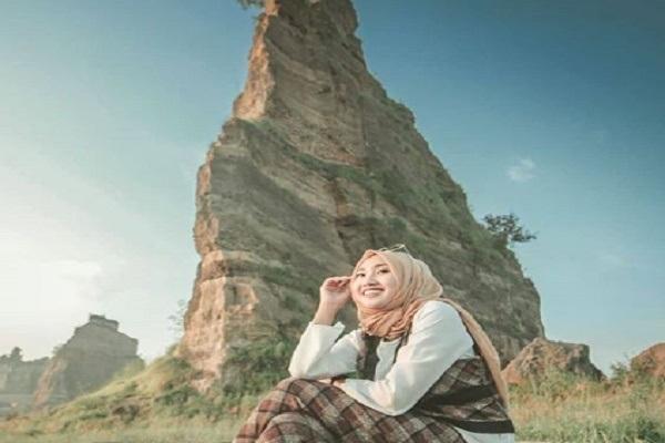 Tak Harus Wisata ke AS, Semarang Juga Punya Tebing Aesthetic