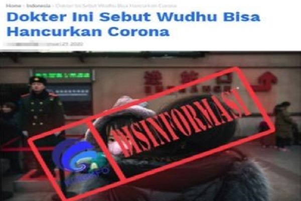 Ini Deretan Hoaks Gegara Covid-19 di Jawa Tengah