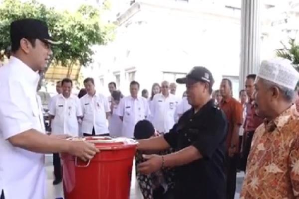 Pemkot Semarang Sediakan 200 Wastafel Siap Pakai