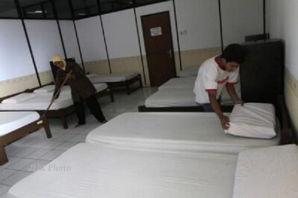 Asrama Haji Donohudan Jadi Tempat Isolasi Pasien Covid-19 Jateng