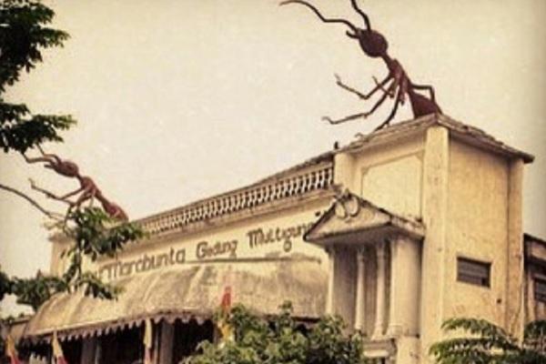 Anak Indigo Bilang Ada Nenek Lampir di Gedung Opera Schouwburg Semarang