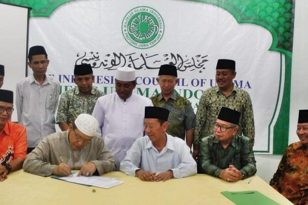 MUI Serukan Masjid di Jateng Tak Gelar Salat Jumat