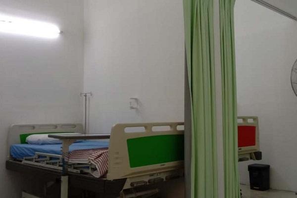 Kamar Isolasi Covid-19 Rumah Dinas Wali Kota Semarang Siap Pakai