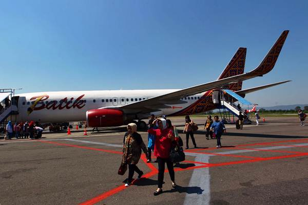 Kunjungan Turis Asing ke Jateng Turun Drastis