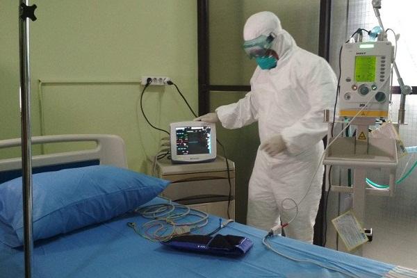 PDP Corona Membludak, RS Moewardi Solo Sulap Ruang TBC Jadi Isolasi