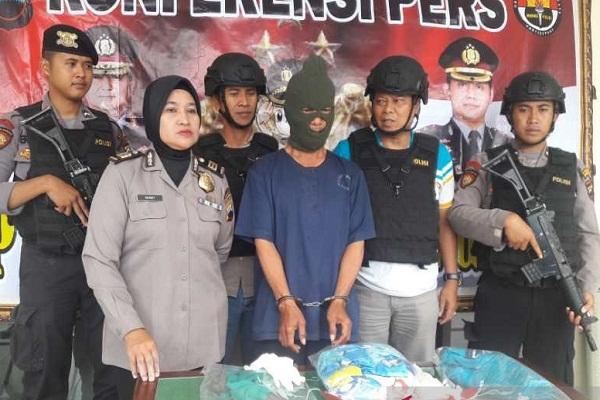 Pencabulan Anak Angkat hingga Hamil Jerat Penjual Balon di Temanggung