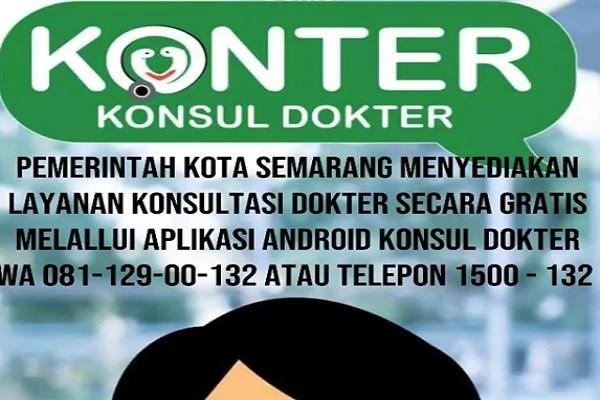 Konsultasi Gratis Jadi Asa Semarang Tangkal Virus Corona