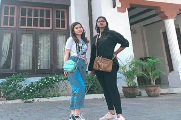 2 Gadis Indigo Akui Taman Wonderia Semarang Tak Pernah Sepi