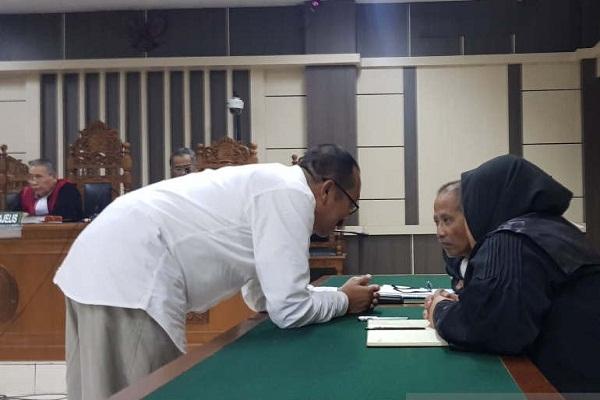 Agus Kroto Divonis 4,5 Tahun Penjara terkait Suap Bupati Kudus