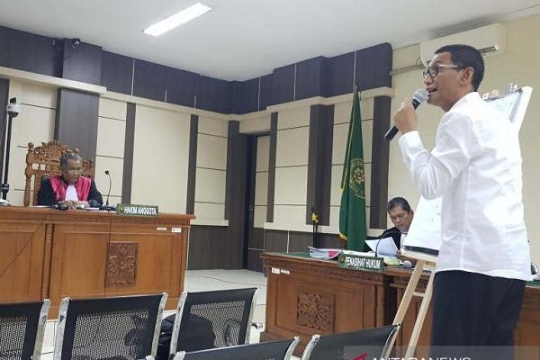 Bupati M. Tamzil Kukuh Membantah OTT KPK