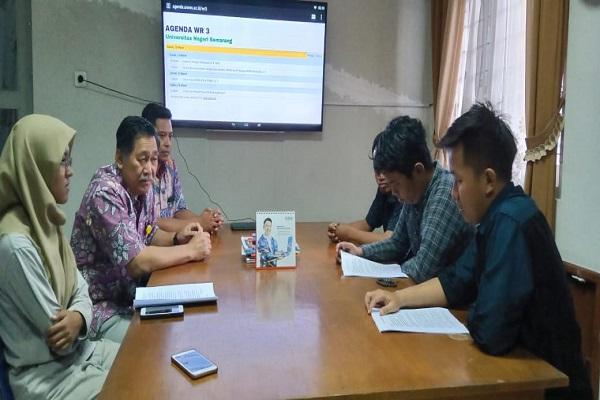 Alumni Unnes Desak Rektor Cabut Penonaktifan Sucipto