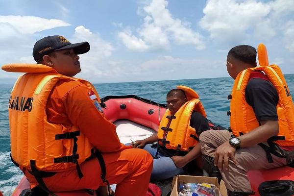 2 Hari Hilang di Lautan, 2 Nelayan Jepara Selamat