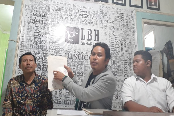 Dituduh Dapat IMB dengan Tipu Warga, Gereja Tlogosari Semarang Siapkan Somasi