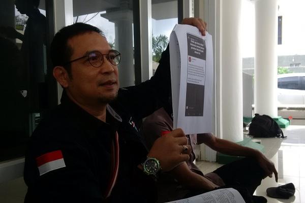 Ini Postingan Mahasiswa UMS yang Diduga Menghina Jokowi