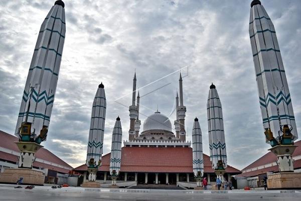 MAJT Semarang Tetap Gelar Salat Jumat di Tengah Covid-19