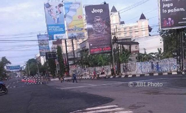 Semarang Tiadakan CFD dan CFN di Kota Lama