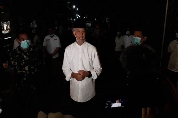 Begini Kenangan Gubernur Jateng terhadap Ibu Jokowi