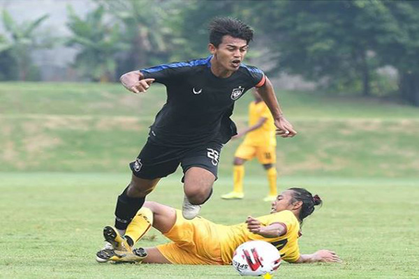 Babak Pertama, PSIS Semarang Ungguli Barito Putera 3-0