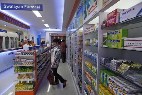 Duh, 70% Apotek di Semarang Kehabisan Masker