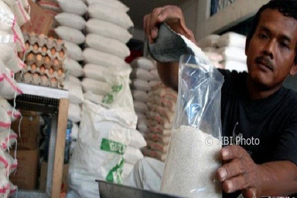 Stok Gula Pasir & Bawang Putih di Jateng Tersisa 500 Ton
