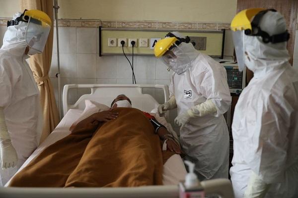 Hore, 4 Pasien Positif Virus Corona di Semarang Sembuh