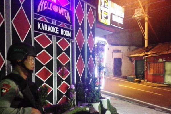 Pandemi Corona, Tempat Karaoke di Bandungan Tetap Buka