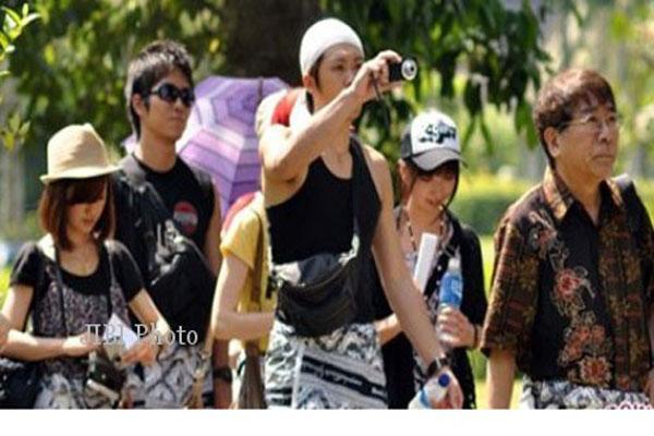 Libur Lebaran, Wisatawan di Jateng Capai 200.000 Orang