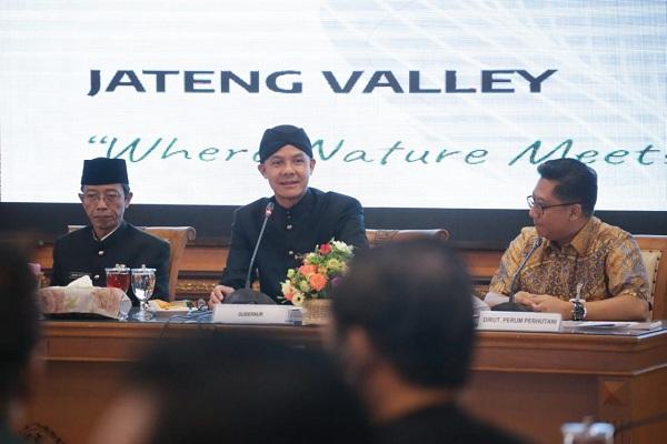 Jateng Park Diubah Jadi Jateng Valley, Groundbreaking Mulai Agustus Ini