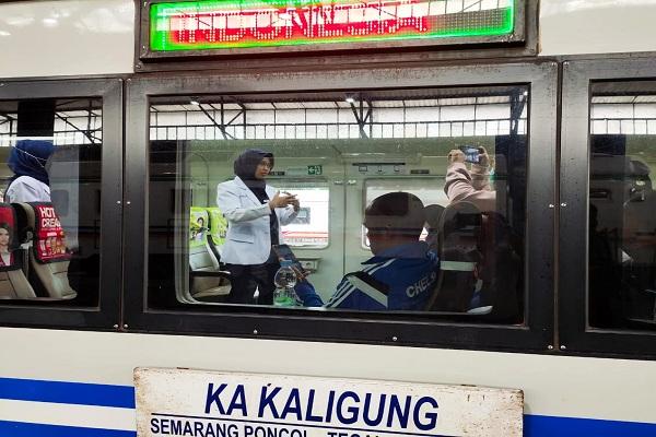 Mulai 12 Juni, KAI Semarang Layani 10 Perjalanan, Mana Saja…