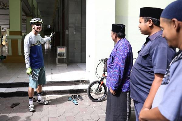 Sejumlah Masjid di Semarang Tetap Gelar Salat Jumat