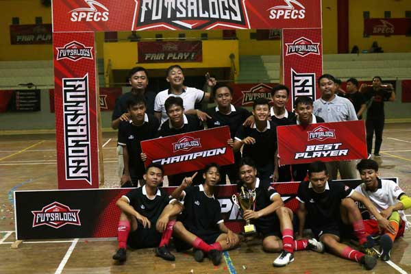SMAN 3 Sragen Rajai Specs Futsalogy Jateng