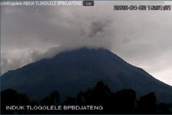 Gunung Merapi Erupsi, Abu Tak Terdeteksi, Ini Sebabnya…
