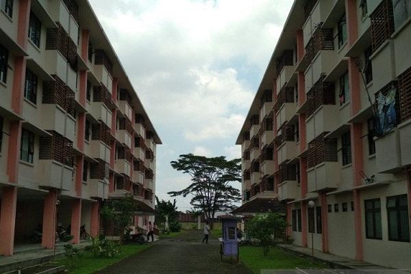 Bekas Kampus STIE Bank Jateng di Semarang Jadi Tempat Karantina TKI dari Malaysia