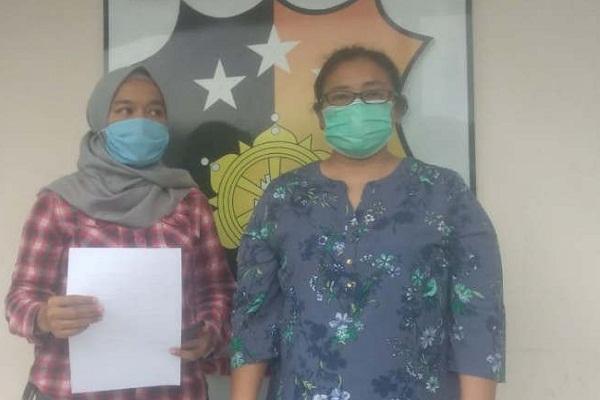 Dituduh Tebar Hoaks Virus Corona, Warga Semarang Minta Maaf