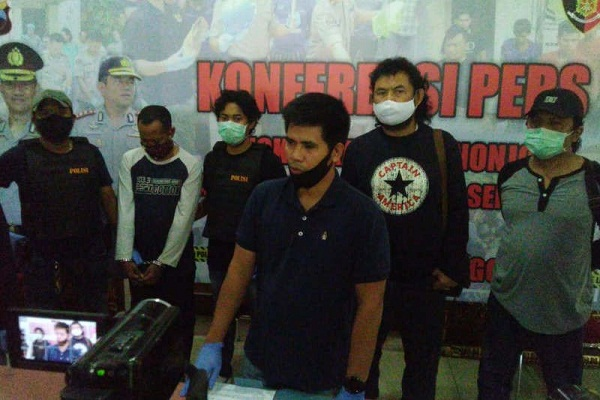 Pria Penampar Perawat Gara-Gara Masker di Semarang Ditangkap