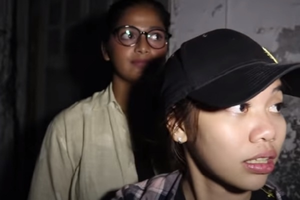 2 Gadis Indigo Lihat Sosok Bergelantungan di Gedung Bekas Kantor Semarang