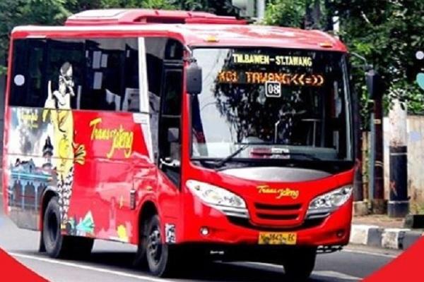 Asyik! Bus Trans Jateng Bakal Buka Rute Semarang-Grobogan