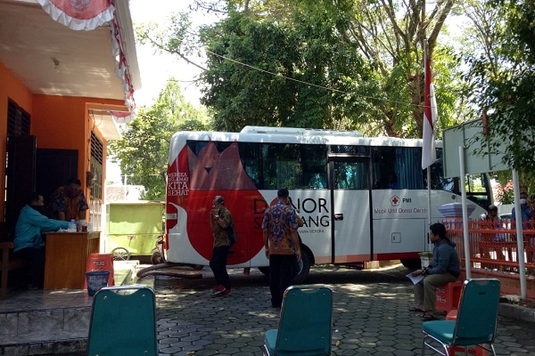PMI Grobogan Sambangi Desa demi Penuhi Stok Darah