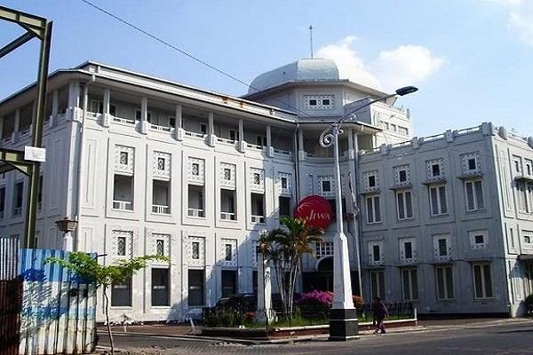Mengulas Sejarah Gedung Jiwasraya Kota Lama Semarang