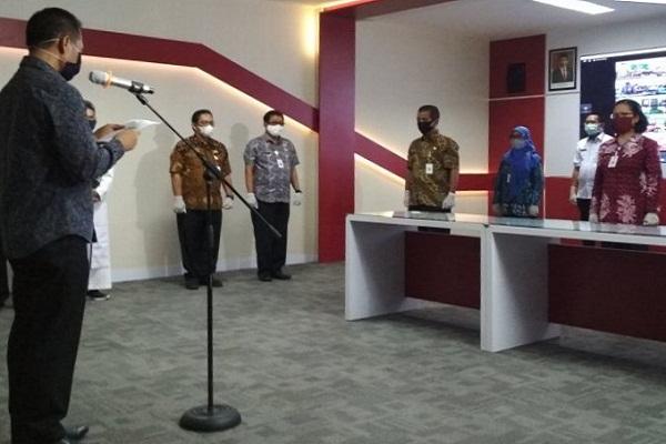 Pelantikan 344 Kepala Sekolah di Kudus Tak Terganggu Covid-19