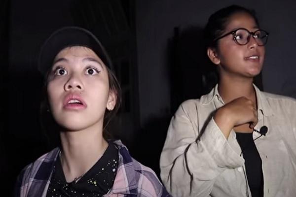 Keseruan Pelusuran Gedung Tua Semarang oleh Gadis Indigo pada Malam Hari