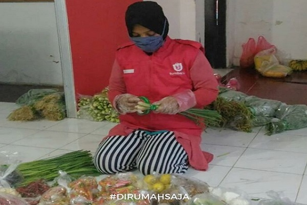 Semarang Punya Tumbasin.id Sebagai Solusi Belanja saat Social Distancing