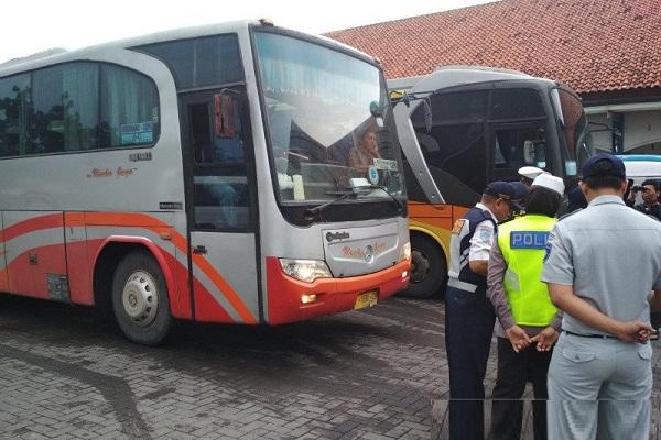 Kendaraan Pelat Luar Kota Kudus Bakal Wajib ke Terminal Jati