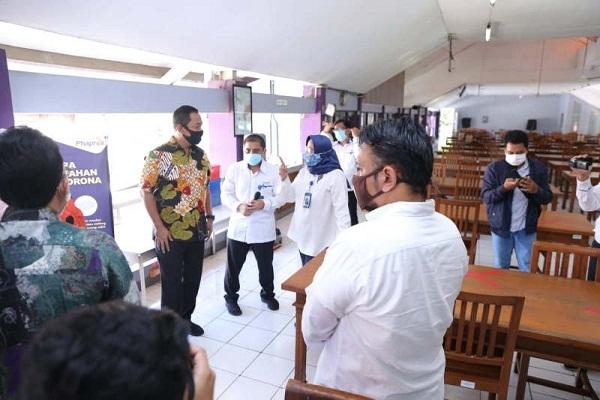 Hendi Ancam Cabut Izin Usaha Pelanggar PKM Kota Semarang