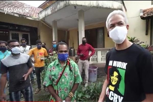 Mahasiswa Papua di Salatiga Sambat 3 Bulan Tanpa Air Bersih