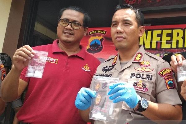 Polisi Jepara Ringkus 23 Pelaku Penyalahgunaan Narkoba